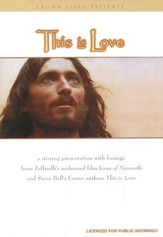 This Is Love, DVD