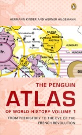 Penguin Atlas of World History, Volume 1