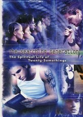 The Searching Generation: The Spiritual Life of Twenty-Somethings, DVD