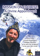 Mission On Everest: A Divine Appointment, DVD