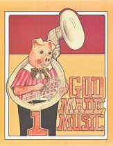 God Made Music 1, Student Workbook