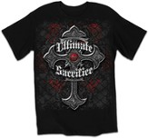 Ultimate Sacrifice Shirt, Black, Large
