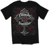 Ultimate Sacrifice Shirt, Black, Small
