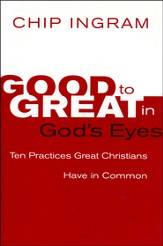 Good to Great in God's Eyes - Slightly Imperfect