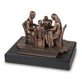 Family Prayer Sculpture