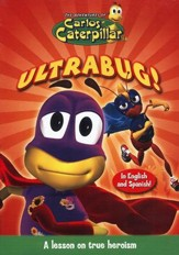 The Adventures of Carlos Caterpillar: Ultrabug! DVD