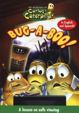 The Adventures of Carlos Caterpillar: Bug-A-Boo! DVD