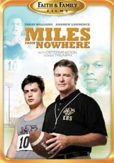 Miles from Nowhere, DVD