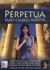 Perpetua: Early Church Martyr, DVD