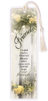 I'm Glad I Have a Friend Like You Bookmark