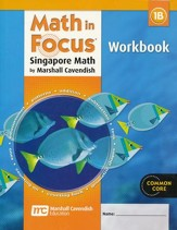 Math in Focus: The Singapore Approach Grade 1 Student Workbook B