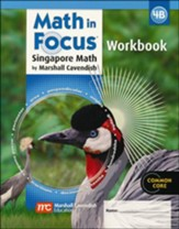 Math in Focus: The Singapore Approach Grade 4 Student Workbook B
