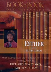 Book by Book: Esther DVD & Study Guide