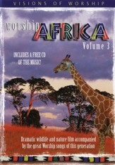 Worship Africa, Volume 3 (DVD & CD)