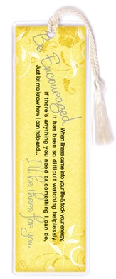 There For You, Be Encouraged Bookmark