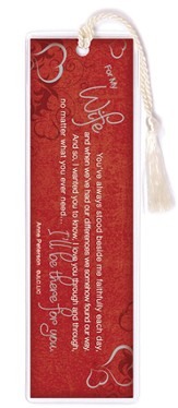 There For You, Wife Bookmark