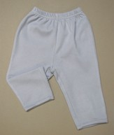 Jesus Loves the Little Children Pants, Gray, 6-9 Months