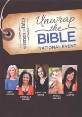 Women of Faith Presents: Unwrap the Bible, DVD