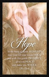 Hope Pink Ribbon Magnet