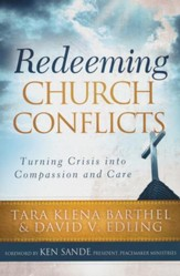 Redeeming Church Conflicts: Turning Crisis into Compassion and Care - Slightly Imperfect