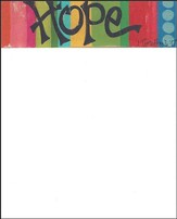 Hope Notecard