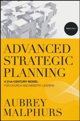 Advanced Strategic Planning, Third Edition