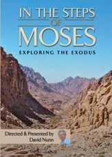 In the Steps of Moses: Exploring the Exodus, DVD