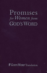 Promises for Women from GOD'S WORD, Imitation Leather
