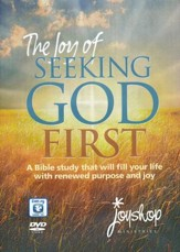 The Joy of Seeking God First, DVD