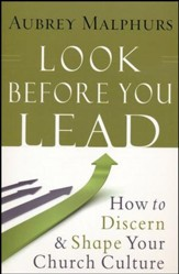Look Before You Lead: How to Discern & Shape Your   Church Culture - Slightly Imperfect