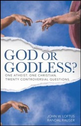 God or Godless? One Atheist. One Christian. Twenty Controversial Questions - Slightly Imperfect