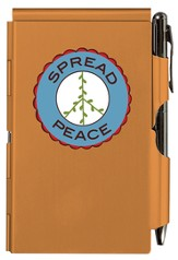 Spread Peace Flip Notes