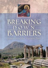 Breaking Down Barriers, DVD