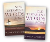 New Testament Words for Today/Old Testament Words for Today Pack