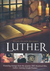 Luther: His Life, His Path, His Legacy - DVD