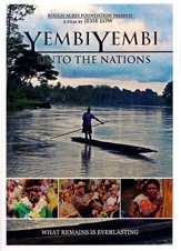 YembiYemb: Unto the Nations, DVD