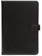 eReader Cover with Cross for Kindle, Black