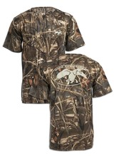 Duck Dynasty, Logo Shirt, Camo, Small