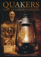 Quakers: That of God in Everyone, DVD