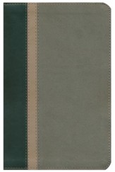 God's Word for Boys, Duravella Hunter Green/Khaki