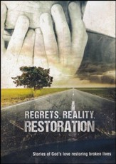 Regrets, Reality, and Restoration, DVD