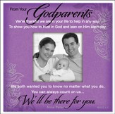There For You, Godparents Magnet