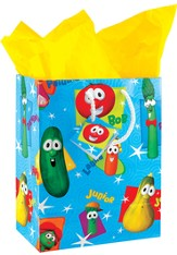 VeggieTales Gift Bag, Stars, Small
