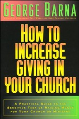 How to Increase Giving in Your Church