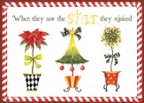 The Star Christmas Cards, African American  - Slightly Imperfect