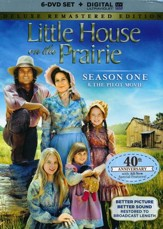 Little House On The Prairie - Season 1 Deluxe Remastered Edition