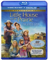 Little House on the Prairie: Season 1 - Deluxe Remastered Ed.,  Blu-ray/Digital HD Ultraviolet