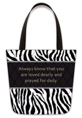 Always Know That You Are Loved, Tote-Shaped Magnet