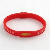 GP Wristband, Red, Large