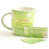 Cup of Prayers Mug, Cup of Encouragement
